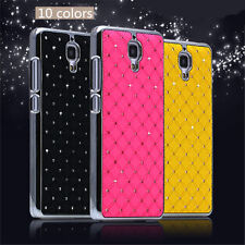 Diamond Bling Starry Hard Back Protective Case Skin Cover For Samsung Galaxy