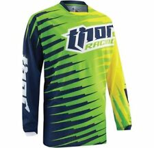 Youth Thor Racing Jersey S5Y Phasvent Lime Motocross Dirt Bike ATV