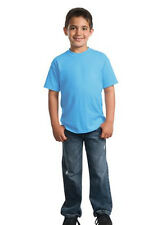 Port & Company® - Youth 50/50 Cotton/Poly T-Shirt. PC55Y