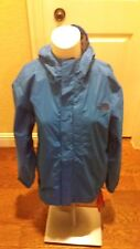 The North Face Mens Stinson Rain Jacket NWT Blue Size Small