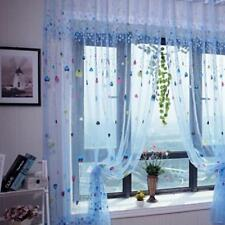 2Colors Balloon Window Door Room Divider Panel Drapes Valance Assorted Curtains