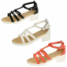 Wholesale Girls Sandals 16 Pairs Sizes 10-2  H1065