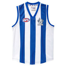 North Melbourne Kangaroos Official AFL Replica Adults Home Guernsey  by AFL Stor