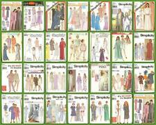 Simplicity Sewing Pattern Misses Sleepwear Loungewear Pajamas Plus Size You Pick