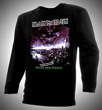 IRON MAIDEN T-SHIRT, BRAVE NEW WORLD,  EXCELLENT!!!