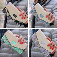HOT Fashion Women Ladies Clutch Wallet Long Card Holder Envelope Purse Handbag