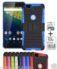 Heavy Duty Tough Kickstand Strong Case Cover For Huawei Google Nexus 6P
