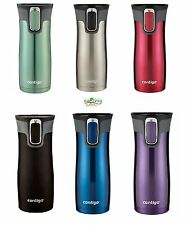 Contigo West Loop Insulated Coffee Water Stainless Travel Mug Flask Autoseal®