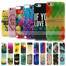 Luxury -YX Painted Soft TPU Back Case Cover For Apple iPhone 6S Plus 5S 5G 5C 4S