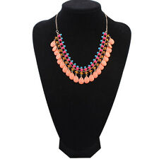Bead Collares Necklace Pendant Choker Colar For Woman Girls Jewelry Accessories