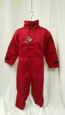 Lapco Insulated FR (Fire Retardant) Coveralls Red Style CVWIN9RD