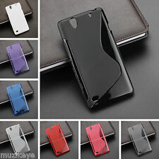 Ultra Thin Soft Silicone S-Gel Case Cover For Various Phones