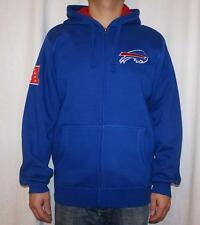 NWT Buffalo Bills NFL G-III Mens Team Color Fully Sherpa Lined Zip Up Hoodie