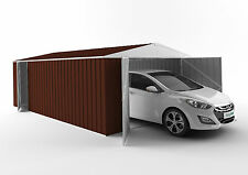 EasyShed 3 Door Garage Shed 4.5mx3m Colour