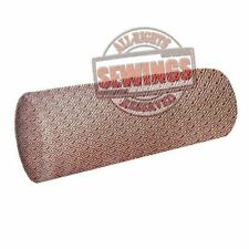br-633 Gold & Red Plum Chinese Poly-Silk Brocade Neck Roll/ Bolster Cover Custom
