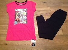 Girls monster high pyjamas 7y upto 13y BNWT