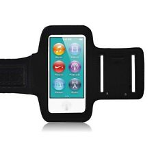 IPOD NANO 7 7G 7th GENERATION NEOPRENE SPORTS WORKOUT ARMBAND GYM RUNNING STRAP