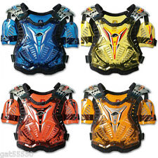 UFO ADULT BODY ARMOUR MOTOCROSS ENDURO CHEST PROTECTOR STONE DEFLECTOR TABARD