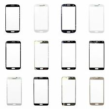 Touch Screen Outer Glass Lens Cover For Samsung Galaxy Note 2 3 4 5 S3 S4 S5 S6