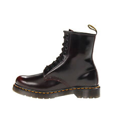 Dr. Martens 1460 Cherry Red Arcadia 8 Eye Women's Boots 13661601