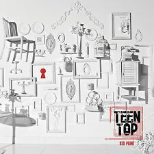 TEEN TOP - RED POINT [CHIC Ver.] (7th Mini Album) [CD+Photobook+Photocard+Gift]