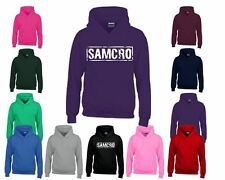 New Kids Samcro Hooded Sweatshirt Pullover Sweat Hoody All Sizes