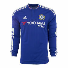 ADIDAS CHELSEA FC LONG SLEEVE HOME JERSEY 2015/16