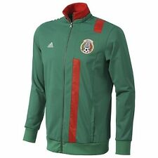 ADIDAS MEXICO ANTHEM TRACK TOP JACKET Green/Red.