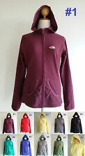 *NEW The North Face TKA 100 Hoodie Jacket Fleece Top Women Soft Warm S M L XL