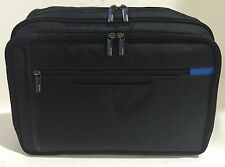 New KORCHMAR Lincoln Z5216 Checkpoint Messenger Computer Briefcase $222