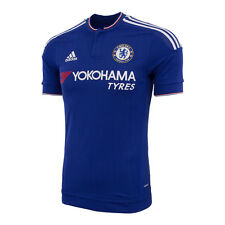 ADIDAS CHELSEA FC AUTHENTIC HOME MATCH JERSEY 2015/16.