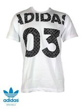Adidas Mens White Classic T Shirt,Top,Tee,Short Sleeve Climalite Cotton