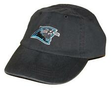 Reebok Carolina Panthers NFL Toddlers Black Slouch Hat - One Size
