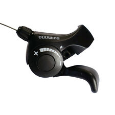 New Shimano Tourney SL-TX30 Thumb Gear Shifters 3,6,7 Speed Shift Lever and Set