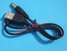 USB DC Power Supply Cable For MP3 MP4 PSP Nokia Mobile Phone Power Bank Router