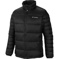 *Columbia Men's Frost-Fighter Insulated Jacket Med  NWT Black, Navy, Grey