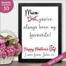 Special Gift for Mum Mummy Mothers Day Birthday Christmas Lovely Keepsake Presen