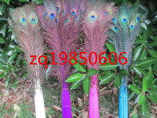 Wholesale 20/50/100 PCS More color peacock feathers 70-80 cm/ 28-32 inches