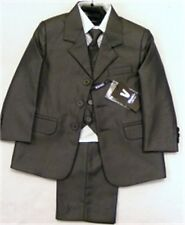 Boys 5 piece Shiny Suit