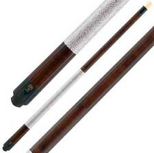 New McDermott GS13 pool cue with free 1x1 hard case and free shipping.