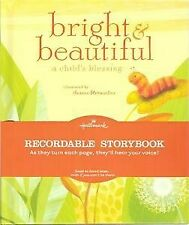 Hallmark Bright and Beautiful Recordable Storybook New