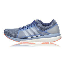 Adidas Adizero Tempo 8 SSF Womens Blue Purple Running Sports Shoes Trainers