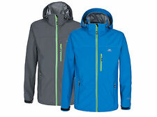 Trespass Ulex Mens Waterproof Breathable Softshell Jacket