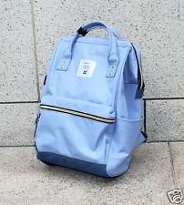 ANELLO Japan Polyester Handle Backpack Campus Rucksack School Bag New Color