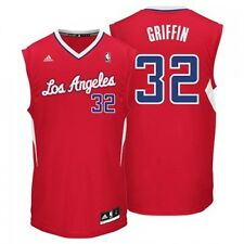 ADIDAS LOS ANGELES CLIPPERS JERSEY T-SHIRT NBA ORIGINAL BLAKE GRIFFIN L71390
