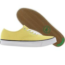 $66 PF Flyers Windjammer yellow fashion shoes sz 8 9.5