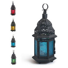 Gallery of Light Moroccan Lantern Glass Candle Holder Table/hanging Lantern Hot