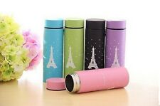 220ml Insulated Thermos Travel Mug Water Drink Bottle Coffee Cup Stainless Steel