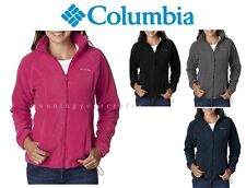 XS - 1XL Columbia Ladies Benton Springs Full-Zip Fleece Jacket