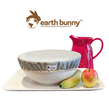 EARTH BUNNY™ FABRIC BOWL COVERS| SET OF 3 | ECO FRIENDLY, WASHABLE AND REUSABLE